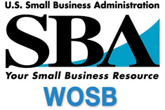 program women owned small business federal contract